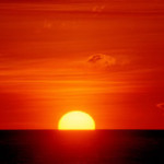Sonnenuntergang auf Ischia
