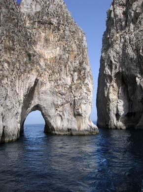 Faraglioni bei Capri